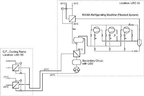copelametic refrigeration wiring diagram freezer