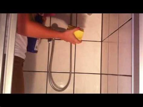 bad richtig putzen dusche richtig reinigen bad putzen