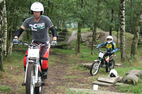 Trial Motorrad Regeln by Knattern In Rauem Gel 228 Nde 187 Elmar Heuer Trialschule