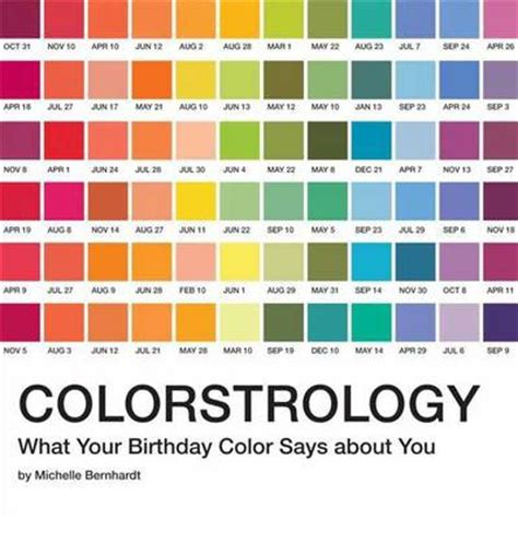 michele bernhardt colorstrology michele bernhardt 9781594746918
