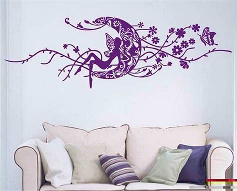 large flower wall murals large purple flower wall decals wall murals you ll