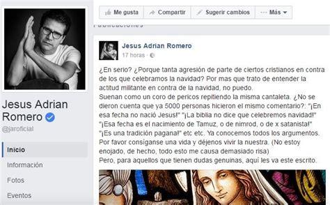 imagenes de jesus adrian romero con frases jar jesus adrian romero navidad felicitacion virgen maria