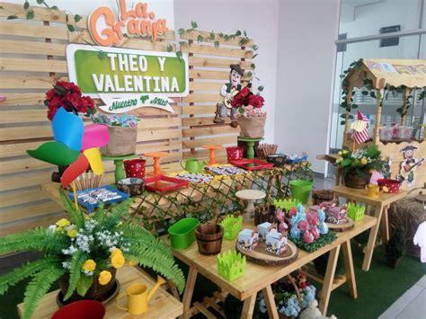 decoracion la granja de zenon decoraci 211 n de fiesta infantil la granja de zenon en