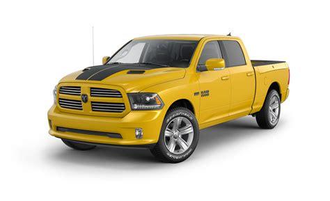 Ram Announces 1500 Sport in Stinger Yellow ? News ? Car