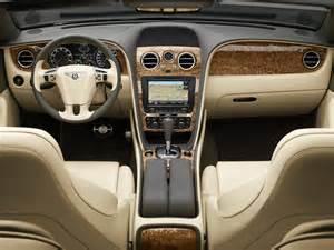 Bentley Gtc Interior 2012 Bentley Continental Gtc Interior Dashboard