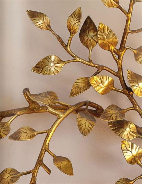 gold leaf home decor cherish toronto simple gold leaf diy