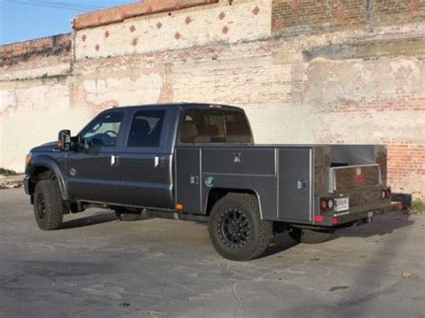 custom utility truck beds 1000 ideas about utility truck beds on pinterest truck ladder racks truck flatbeds