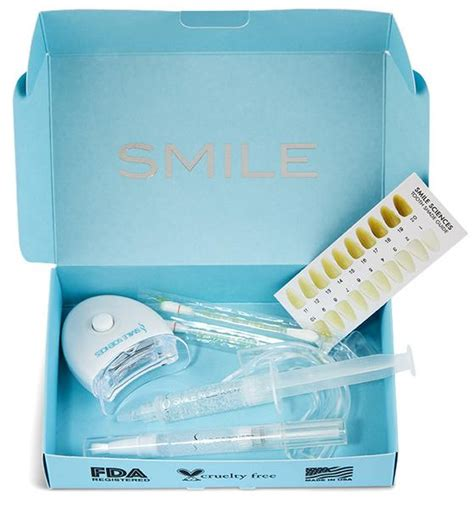 10 Best Teeth Whitening Kits To Try At Home by Teeth Whitening Kit Smile Sciences