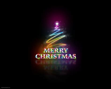 merry christmas tree abstract pictures