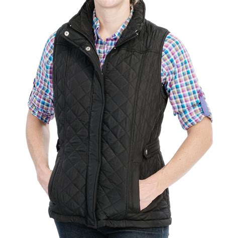 Womens Quilted Vest by Weatherproof Quilted Vest For 7733a Save 55
