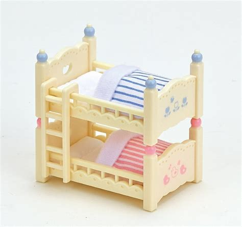 epoch sylvanian families calico critters room set baby