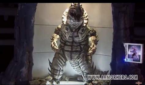 Crocodile Armour armor crocodile by kaijufan97 on deviantart