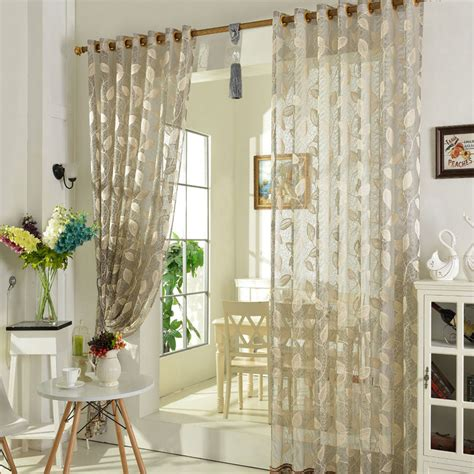 Sheer Patterned Curtains Sheer Gray Patterned Curtains Curtain Menzilperde Net