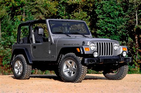 What Is A Tj Jeep Jeep Wrangler Ii Tj 2005 Auto Database