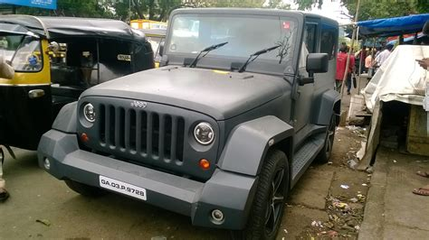 mahindra jeep 2013 mahindra thar 2013 modified www imgkid com the image