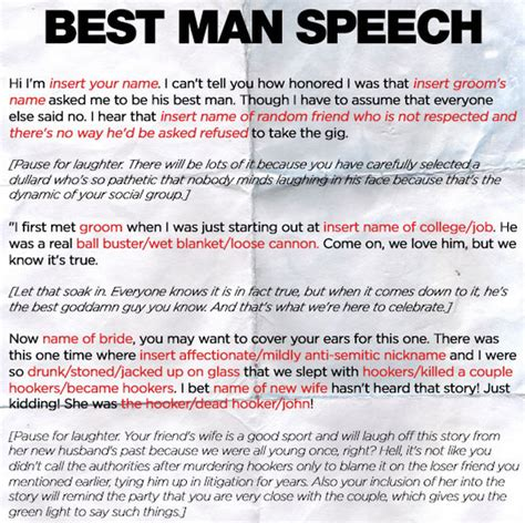 best man speech template sanjonmotel