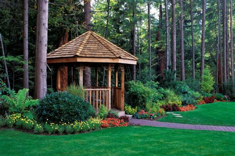 gazebo garden 32 garden gazebos for creating your garden refuge