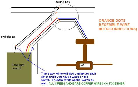 wiring diagram drawing hton bay ceiling fan wiring diagram