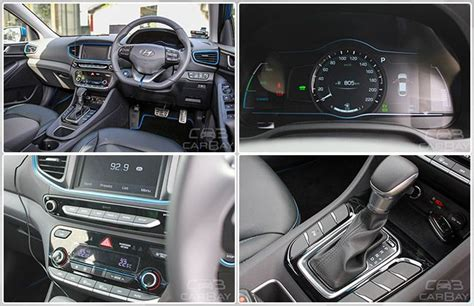 Interior Noise Levels Of Cars by Hyundai Ioniq Hybrid Introduced In Malaysia Carbay