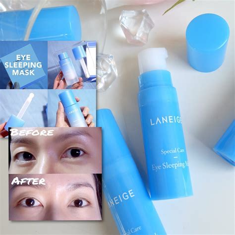 Laneige Eye Sleeping Mask laneige special care eye sleeping mask 5ml