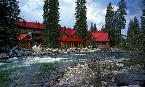 the post hotel in lake louise