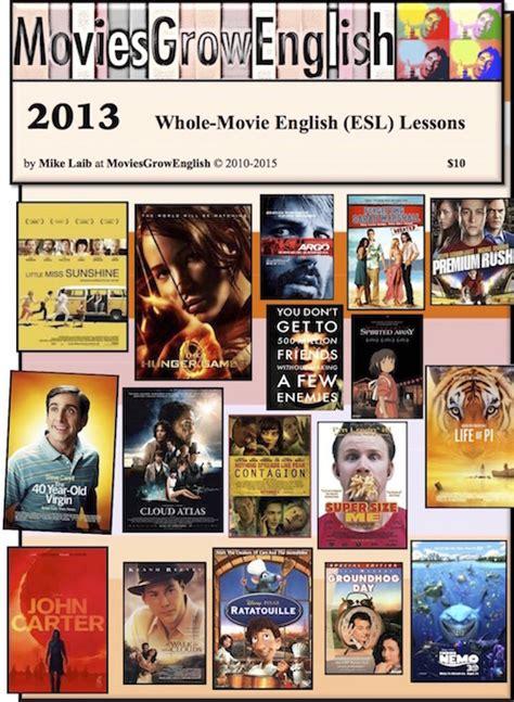 china film yearbook esl movie textbooks esl movie lessons movies grow english