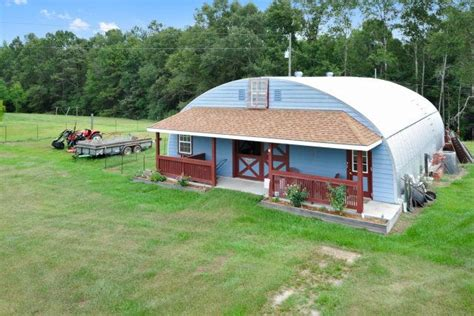 houses for rent in carriere ms this quonset hut is an industrial strength weekend retreat realtor com 174