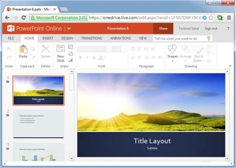 how to use microsoft office templates using a browser