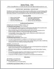 Cna Resume Sample With No Experience Best Resume Cna No Experience Http Jobresumesample Com