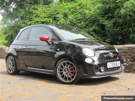 used 2009 abarth 500 abarth for sale in south glos