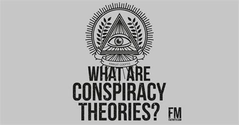 In The Conspiracy conspiracy theories irrational beliefs mr s