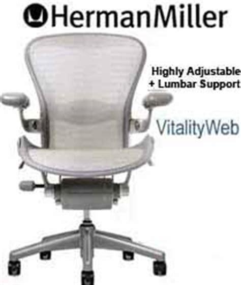 Aeron Chair White by Herman Miller Aeron Chair Titanium Smoke Tuxedo White Gold