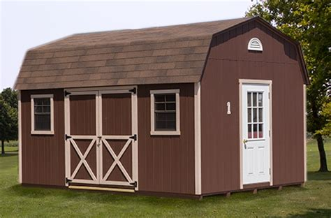 Mast Sheds by Mast Mini Barns Barn