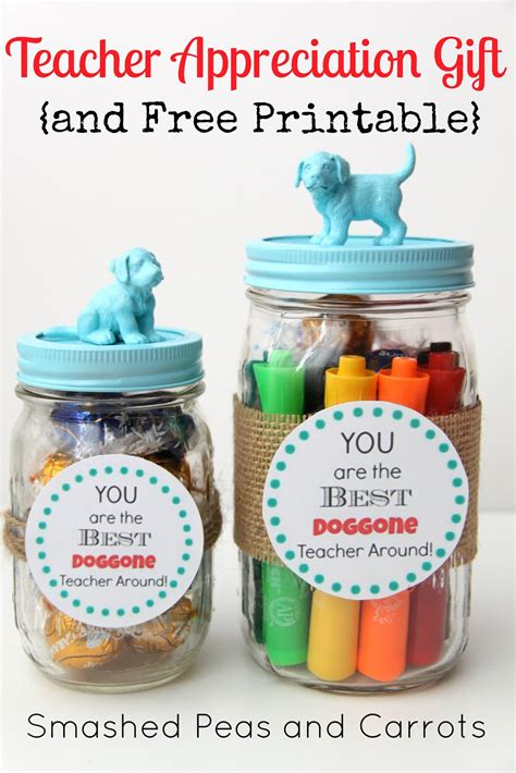 free gift ideas tutorial appreciation gift and free printable