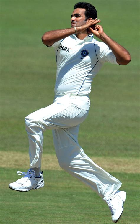 zaheer khan reverse swing five top indian fast bowlers of all time slide 3 of 5