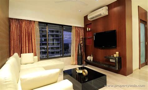 Plan 2 Bedroom House by Kalpataru Estate Andheri East Mumbai Residential
