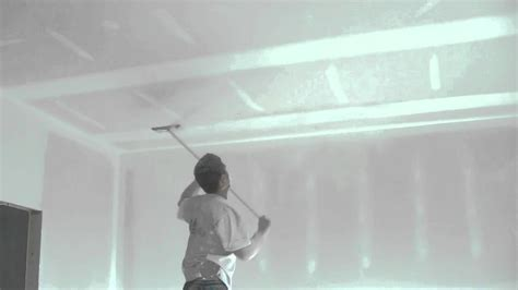 how to finish drywall ceiling how to drywall finish sanding ceilings