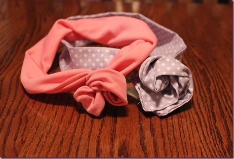 diy anthropologie multitude hair ties tutorial from love u 17 best images about headbands and hair accessories on