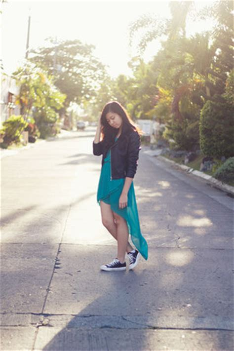 black converse shoes turquoise blue inlovewithfashion