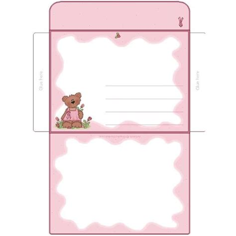 10 envelope printable area where to download patterns for making envelopes