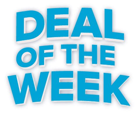 Offer Of The Week 3 For 2 On All Premium Brands At Bootscom by Deal Of The Week Coleson Foods Inc