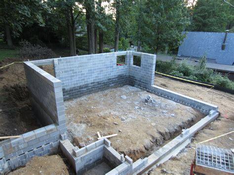 cinder block garage plans fiberstudio august 2012