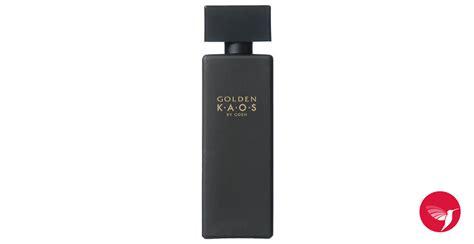 Kaos Golden golden kaos gosh cologne a fragrance for