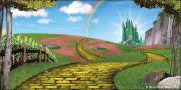 Enchanted Forest Party Decorations Wizard Of Oz Backdrop 1 Backdrops Beautiful