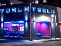 Tesla Dealership Los Angeles