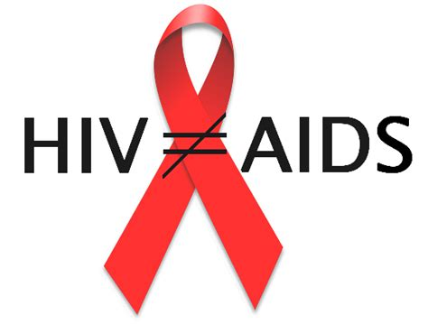aids and hiv aids hiv they are the same right