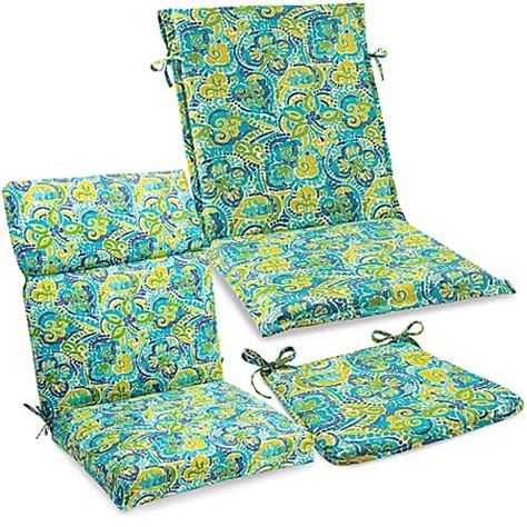 bed bath and beyond outdoor pillows outdoor cushions and pillows in mosaic blue bed bath