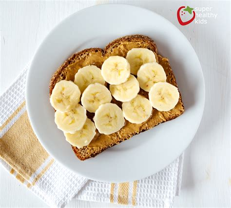 Krimu Banana Toast Almond toast toppings 25 ideas for a healthy breakfast healthy ideas for