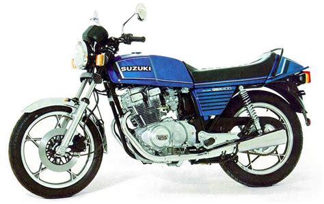 Suzuki Gsx 400 1981 Suzuki Gsx 400 F Katana Moto Zombdrive