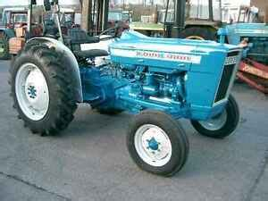 Ford Tractor 2000 3000 4000 5000 7000 1965 1975 Workshop